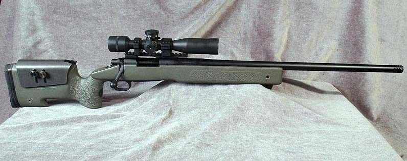 m40a3  R700 Gun