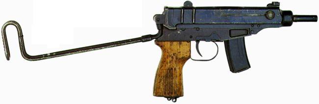 Scorpion vz 61 15 25 пистолет пулемет scorpion vz 61
